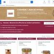 Carrefour ouvre son site e-commerce à des vendeurs tiers alimentaires