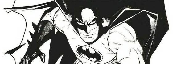 Ryan Sook - Original Batman Comic Art