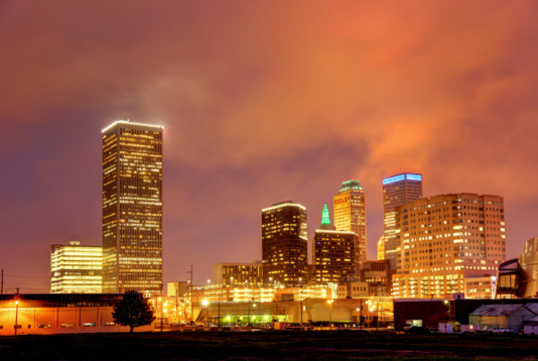 Tulsa is trying to build a startup ecosystem from scratch