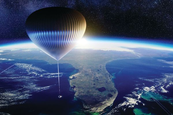 New company Space Perspective wants to take you to the stratosphere via high-altitude balloon