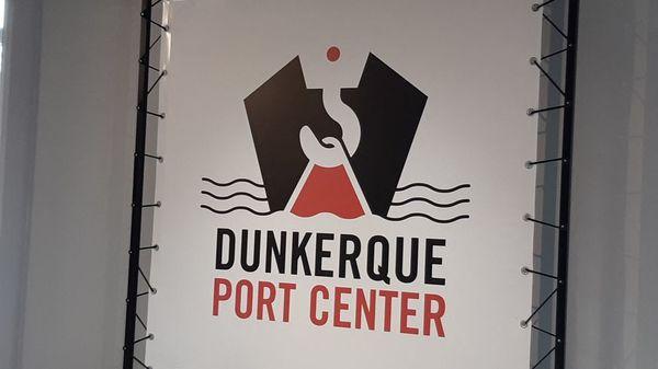 Dunkerque : avec son nouveau centre d'information, le port se dévoile au grand-public - Nieuw informatiecentrum opent haven voor groot publiek