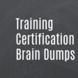 Training, Certification, and Brain Dumps with Julie Yack - CRM Audio