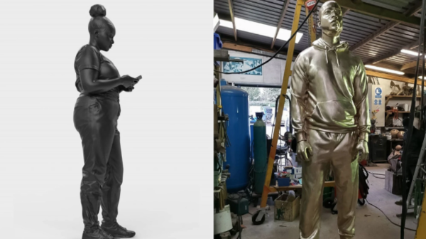 Artists are creating statues in commemoration of the Windrush generation – Repeating Islands