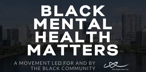 Digital event highlights Minority Mental Health Month, provides support to Black community members