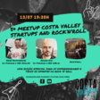 5º Meetup Costa Valley Startups and Rock'n'Roll