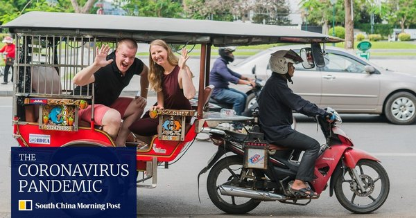 Meet the digital nomads stranded in Asia because of the coronavirus