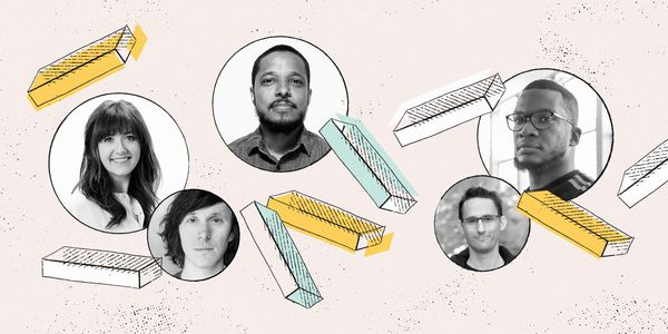 What advice design leaders would give their younger selves