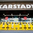 Karstadt schließt sechs Filialen weniger