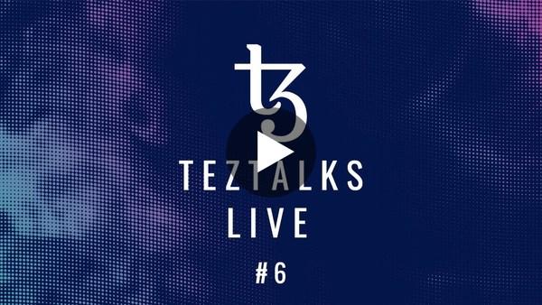 TezTalks Live #6 - Alexander Eichhorn, Oliver Simon and Johann Tanzer