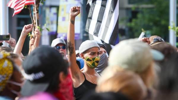 Boise mayor slams Black Lives Matter counterprotesters; police investigating incidents