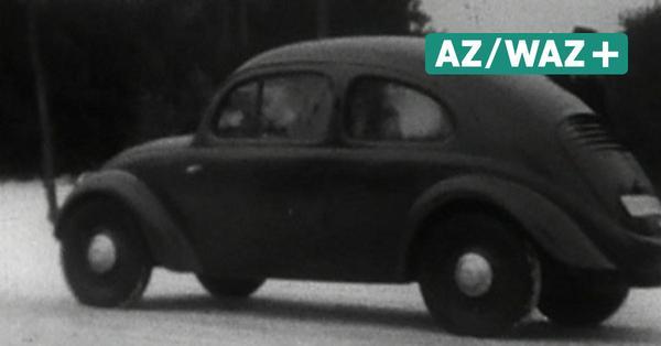 Vor 85 Jahren: Porsche stellt ersten Käfer her