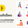 Free to use Illustrations & Vectors