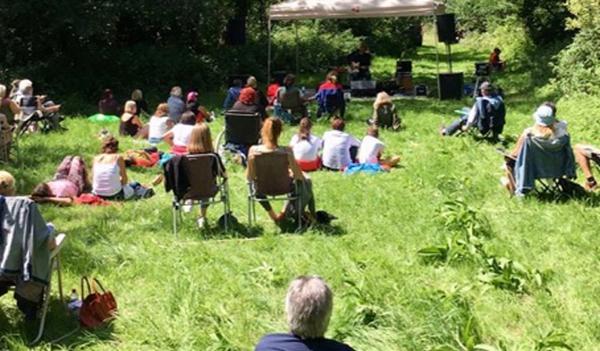 Des concerts gratuits, cet été à la réserve naturelle De Blankaart - Muzikale 1,5 meter sessies in De Blankaart