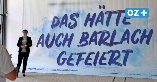 Neue Barlach-Ausstellung in Güstrow: Verwertet, verwendet und verfremdet
