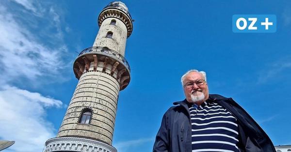 Warnemünder Leuchtturm bleibt geschlossen: Verein sieht Gefahr für Mitarbeiter und Besucher