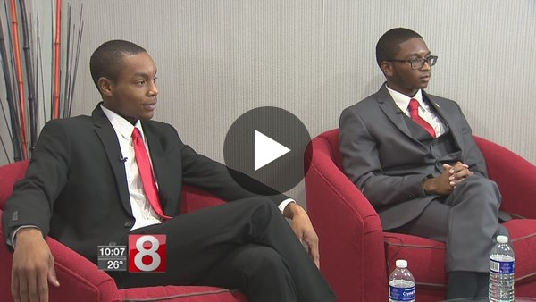 Pair of 20-year-olds believed youngest black Republican elected to Connecticut public office