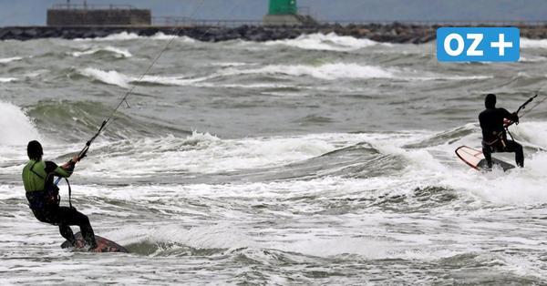 Das Wetter für Ihre Urlaubsregion in MV: Stürmischer Start ins Wochenende
