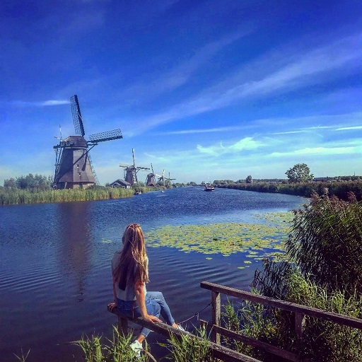 it doesn't get Dutch-er than this