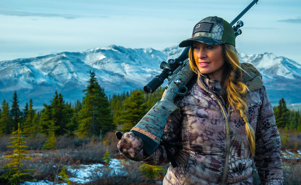 SCI Announces Sponsorship with Pursue the Wild with Kristy Titus