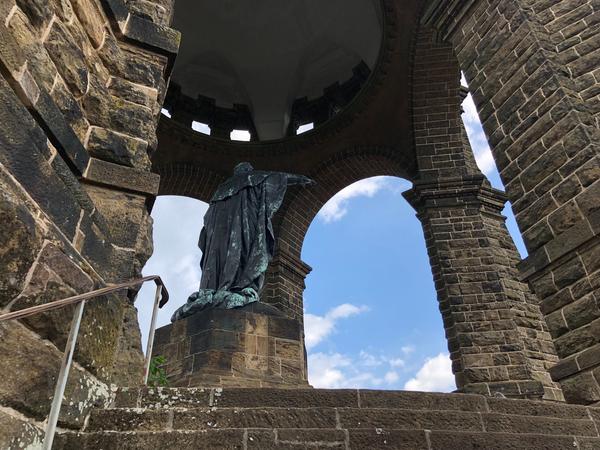 Die Anlage und das Denkmal wurden 2015 bis 2018 saniert. (Foto: Birgit Dralle)