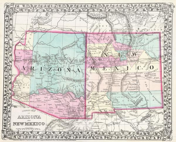 This map is almost 130 years old.  What will happen to our data in 100+ years?