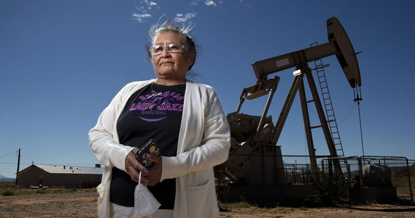 Utah oil field leaves a mixed legacy for members of the Navajo Nation