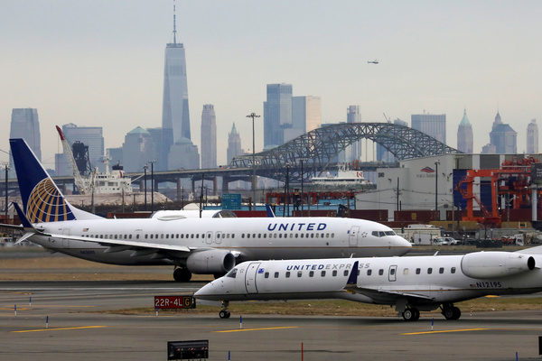 United Airlines heeft aangekondigd dat het mogelijk 36.000 banen gaat schrappen (foto: Reuters)