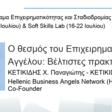 Ο θεσμός του Επιχειρηματικού Αγγέλου: Βέλτιστες πρακτικές - Online | July 11th