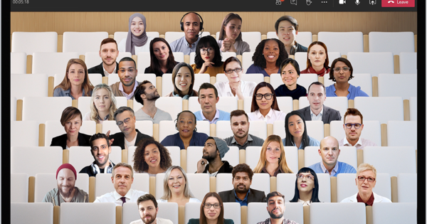 Reimagining virtual collaboration for the future of work and learning