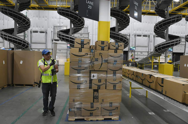 Amazon sellers in the U.S. will have to list their names and addresses