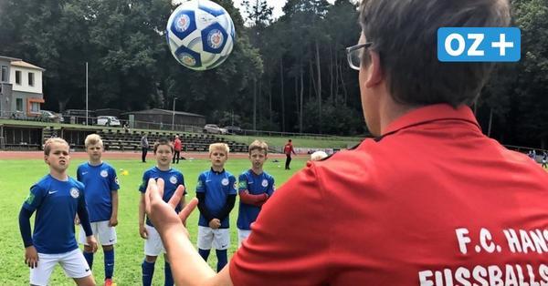 Lernen von den Profis: Fußballcamp in Grevesmühlen