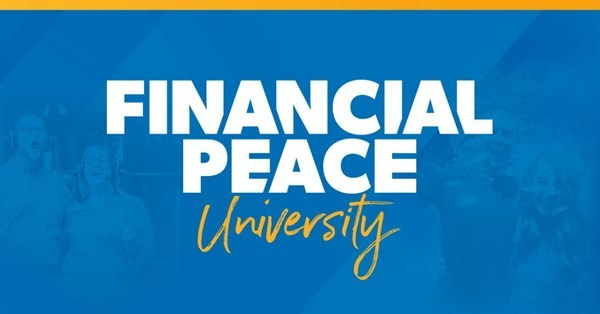 We will be offering virtual Financial Peace University classes starting in September. Dates and registration information will be included in The Stewardship Digest in the weeks ahead.