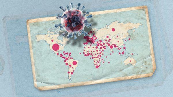 180 Tage Coronavirus:Ein Blick auf die USA, Brasilien, Japan und weitere Länder