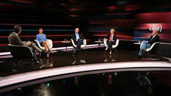 Markus Lanz vom 2. Juli 2020 - ZDFmediathek