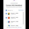 Las nuevas características de Metamask version 8