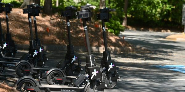 Teleoperated scooters: Go X and Tortoise test micromobility's future in Georgia pilot