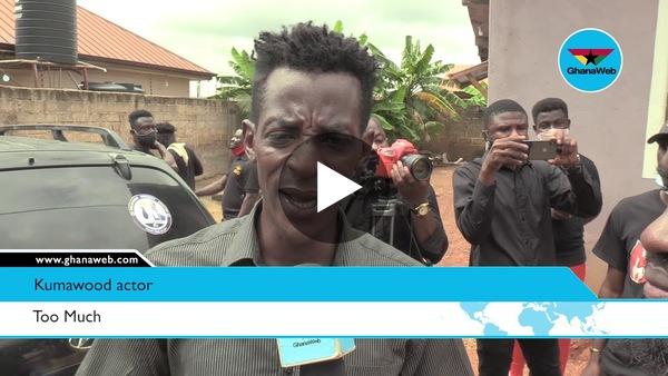 Kumawood actors pay last tribute to Bishop Bernard Nyarko
