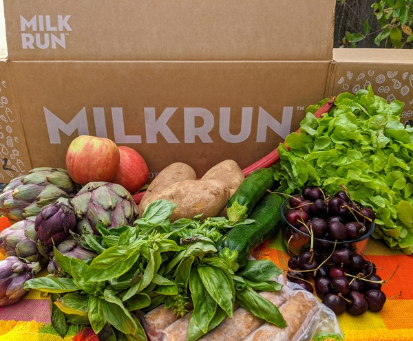 Testing MilkRun: Portland's farm-to-doorstep grocery delivery service launches in Seattle