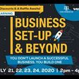 Business Set-Up & Beyond (ONLINE)