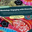 Free Workshop: Engaging with Diversity (ONLINE)