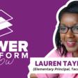 Power Platform and Education with Lauren Taylor | Dynamics 365 Show