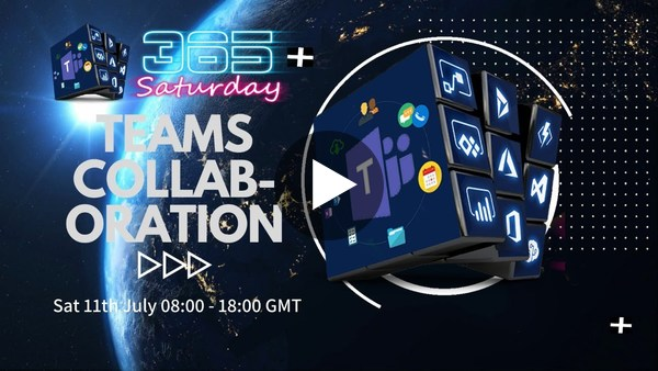 Microsoft Teams Collaboration 365 Saturday