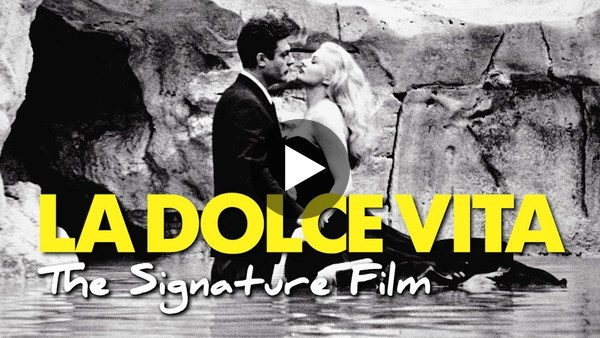 La Dolce Vita | Federico Fellini's Stylish Cinematic Landmark