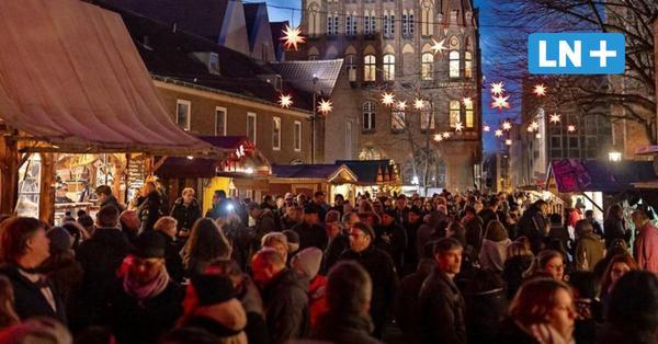 Lübeck: Weihnachtsmarkt findet statt – trotz Corona