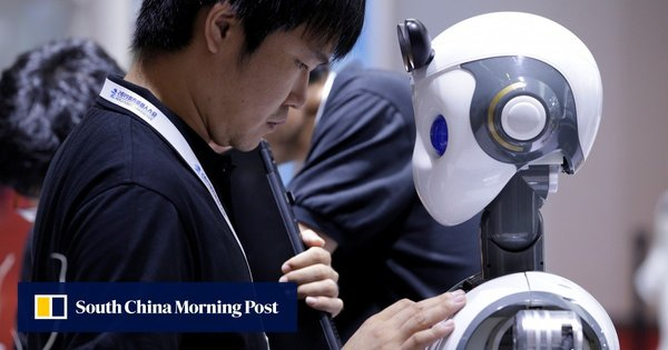 Robotics start-up CloudMinds returns to China after US sanctions hurt its business in Silicon Valley