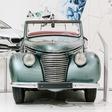 125 Jahre Skoda: Autostadt zeigt Oldtimer und Konzeptfahrzeug