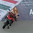 Autostadt: Motorrad-Schräglage erleben auf einer Ducati Streetfighter