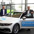 VW-Konzernsicherheit unterstützt Weißen Ring mit Fahrzeugen
