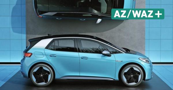 Volkswagen: ID.3 kann ab 20. Juli bestellt werden