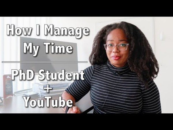 How To Manage Your Time by Jordan Harrod
